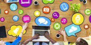 Objetivos de empresas en redes sociales