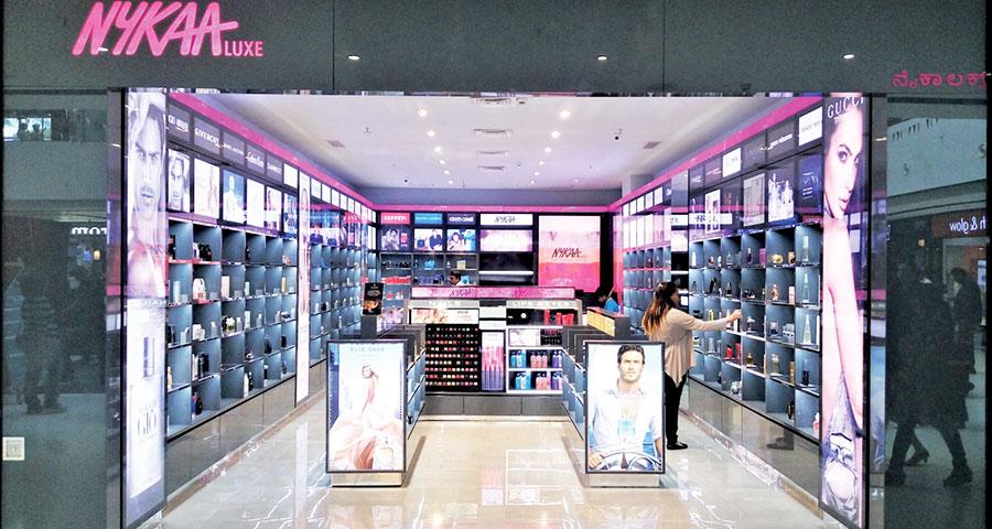 Retail - Brick and click